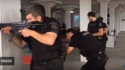 Βίντεο: Καταιγισμός πυρών και δακρυγόνων και τραυματισμοί αθώων στη Θεσσαλονίκη...σε άσκηση της