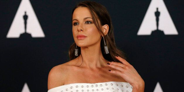 Actress Kate Beckinsale arrives at the 8th Annual Governors Awards in Los Angeles, California, U.S.,...