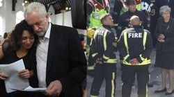 Έξαλλοι οι Βρετανοί με την «αποκρουστική» Μέι. Πώς ντρόπιασε τους επιζώντες της φωτιάς στο Grenfell