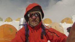 Ο Ίαν Τούτχιλ είναι ο πρώτος καρκινοπαθής τελικού σταδίου που «κατέκτησε» την κορυφή του