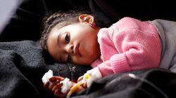 Εξαπλώνεται η επιδημία χολέρας στην εμπόλεμη Υεμένη. Ξεπερνούν τα 100.000 τα