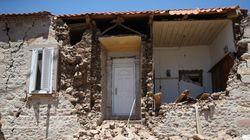 337 τα μη κατοικήσιμα σπίτια στην Λέσβο μετά τον