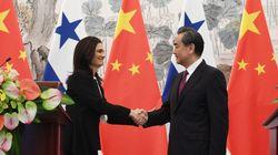 Ο Παναμάς συνάπτει σχέσεις με την Κίνα, διακόπτοντας με την