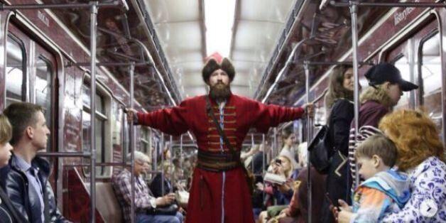 Με αυτό το τρένο θα ταξιδέψετε πραγματικά σε άλλες