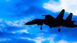 Φωτογραφίες: Αναχαίτιση αμερικανικών βομβαρδιστικών από ρωσικό μαχητικό στη