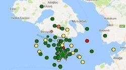 O σεισμός στη Λέσβο απελευθέρωσε ενέργεια ανάλογη με αυτή δύο ατομικών βομβών, λέει Τούρκος