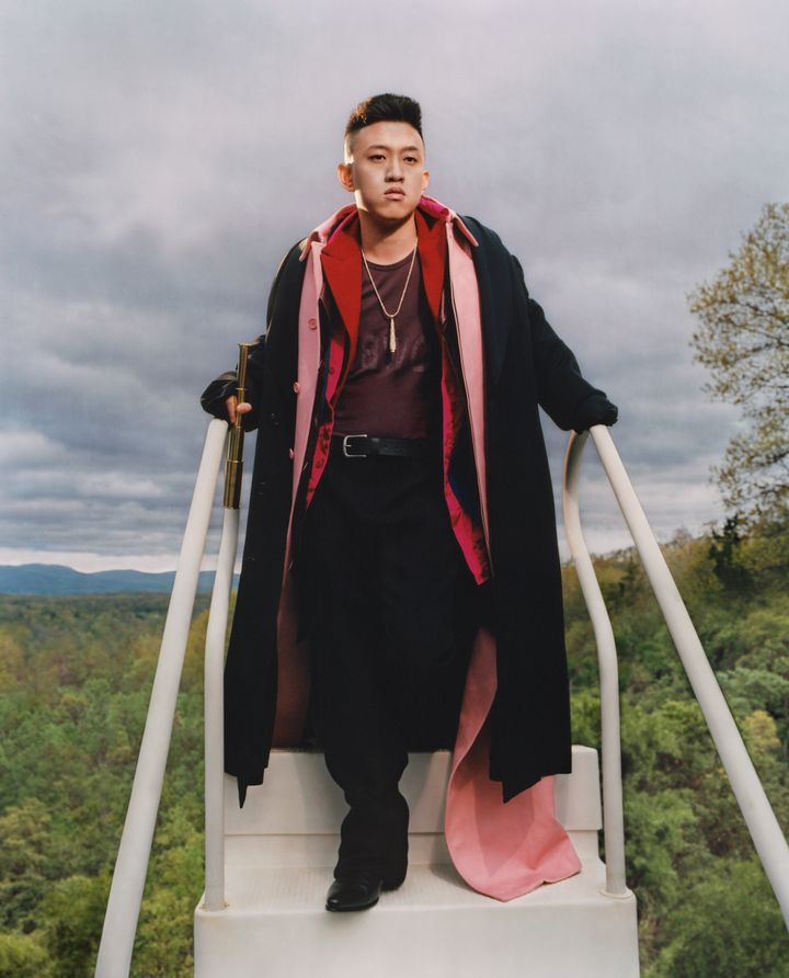 "Rich Brian will embark on ""The Sailor"" North American tour, promoting his recent sophomore album of the same name"