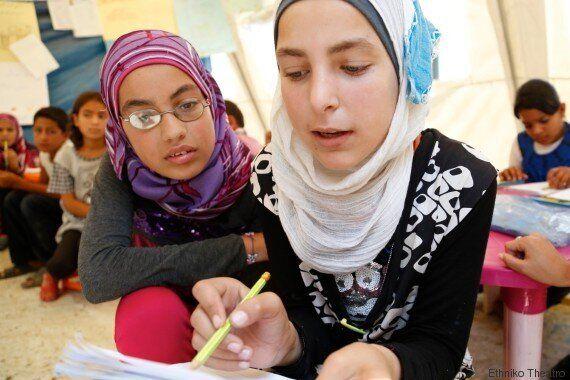 Ένα θεατρικό εργαστήρι για έφηβους πρόσφυγες φιλοξενεί η νέα παιδική σκηνή του