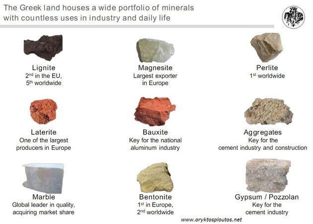 Ούτε ένα, ούτε δύο, αλλά περίπου 700 τα παγκοσμίως πρωτότυπα ορυκτά του