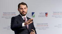 Τουρκική γεώτρηση στη Μεσόγειο φθινόπωρο ή χειμώνα, λέει ο υπουργός Ενέργειας και γαμπρός του