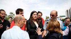 Η Κωνσταντοπούλου απαντά στην κριτική για τον Γερμανό πρέσβη και εγκαλεί τον