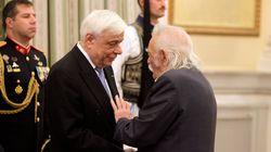 Παυλόπουλος σε Γλέζο: «Μανώλη έδειξες πώς φέρονται οι γνήσιοι