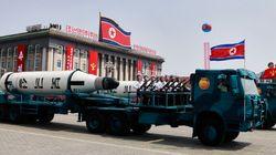 Πολλαπλές εκτοξεύσεις πυραύλων από τη Βόρεια
