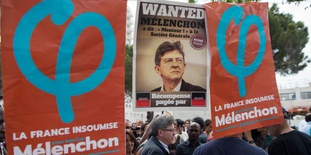 Leader of the political movement 'La France Insoumise', former French presidential candidate and current...