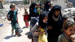100.000 ιρακινούς αμάχους ως ανθρώπινες ασπίδες στη Μοσούλη χρησιμοποιεί το Ισλαμικό Κράτος, λέει ο