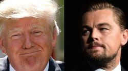 Φυσικά και ο Leonardo DiCaprio θα γινόταν έξαλλος με την απόφαση του Trump για τη Συμφωνία του