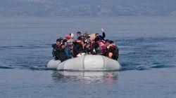 Διάσωση 16 προσφύγων στο