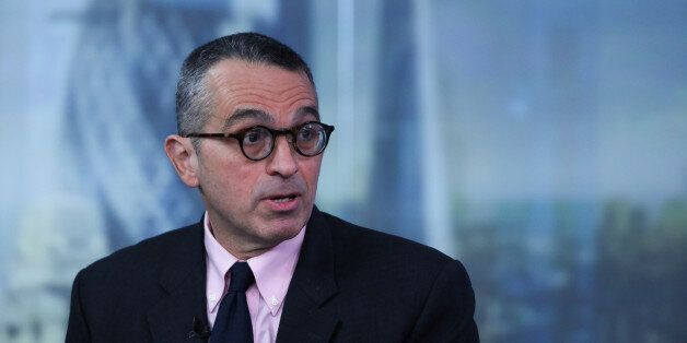 Paul Kazarian, chief executive officer and founder of Japonica Partners & Co., speaks during a Bloomberg...
