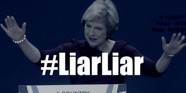 «Liar, Liar», το τραγούδι που εξευτελίζει τη Μέι στην κορυφή των charts (αλλά τα ραδιόφωνα δεν δέχονται...