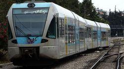 Χωρίς τρένα και προαστιακό σιδηρόδρομο από την Τρίτη έως και την