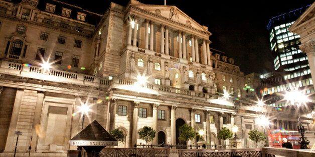 Bank of England at