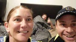 Ίσως πρόκειται για την πιο αστεία selfie που έχει βγάλει ποτέ