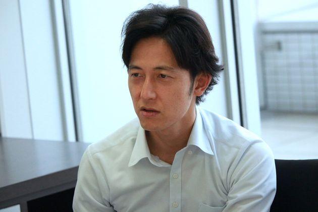 土方宏史さん