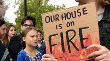 FÜHREN Sie DEN WEG: Millionen Menschen auf Der ganzen Welt Zum Protest Für eine Globale Klimapolitik