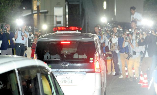 埼玉の小4遺体、遺棄容疑の父親が殺害ほのめかす メーター
