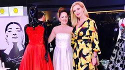 Μέσα στην Αραβική Εβδομάδα Μόδας και την πρώτη παγκόσμια παρουσίαση του αρώματος «Μαρία