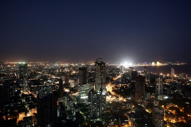 A view of the Mumbai