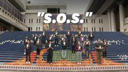 Ces Sud-coréens alertent pour la planète avec un SOS éco-responsable en