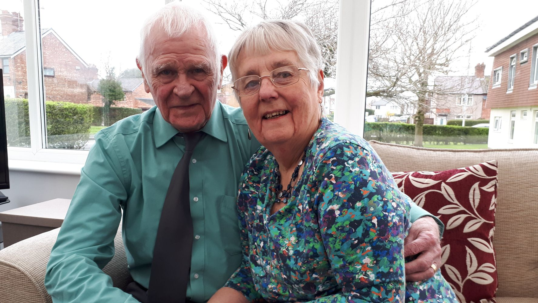 80-Year-Old Widows To Marry After Falling In Love Over A Jigsaw Puzzle