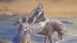 Μια ιστορία 100 χρόνων του J.R.R. Tolkien μόλις βγήκε στα βιβλιοπωλεία και σας