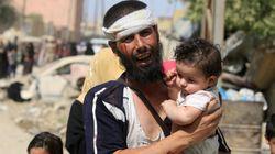 Δεκάδες άμαχοι σκοτώθηκαν στην Μοσούλη ενώ προσπαθούσαν να εγκαταλείψουν συνοικία που ελέγχει το