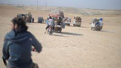 Τουλάχιστον 10.000 άμαχοι εγκατέλειψαν την Ράκα ενόψει της «μητέρας των μαχών» για την εκδίωξη των