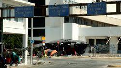 Ξεκίνησε ενημέρωση των προσφύγων στο Ελληνικό για την επικείμενη μεταφορά τους σε άλλες