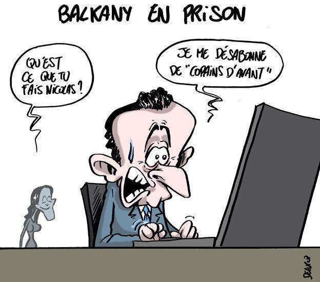 La réaction cachée de Sarkozy à l'emprisonnement de