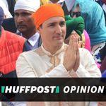 Trudeau's Best Costume So Far Has Been 'Woke White