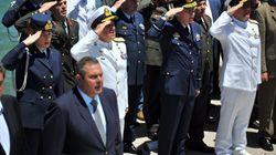Τουρκικές παραβιάσεις του εθνικού εναέριου χώρου κατά την εκδήλωση μνήμης του σμηναγού Κ.