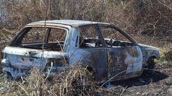 Απανθρακωμένα δύο άτομα μέσα σε αυτοκίνητα. Βρέθηκαν κατά την κατάσβεση πυρκαγιάς σε Καβούρι και