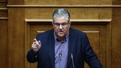 Απεμπλοκή της Ελλάδας από το ΝΑΤΟ ζητά ο Κουτσούμπας και η ΚΟ του