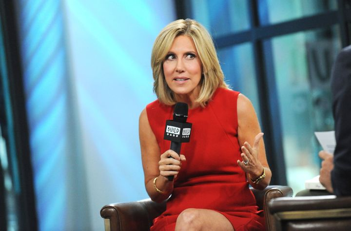 Alisyn Camerota joined CNN from Fox News in 2014.