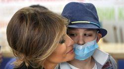 Προάγγελος καλών ειδήσεων η Μελάνια Τραμπ για άρρωστο αγόρι σε νοσοκομείο της Ρώμης. Λέγεται ότι είναι