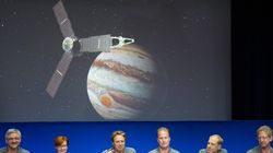 Κολοσσιαίους κυκλώνες, διαμέτρου μέχρι και 1.400 χλμ, εντόπισε το διαστημόπλοιο Juno στον
