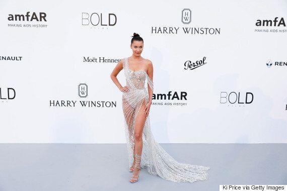 Η Bella Hadid τα κατάφερε! Εμφανίστηκε στις Κάννες με ακόμα πιο αποκαλυπτικό φόρεμα από