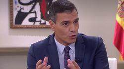Sánchez, sobre la coalición con UP: