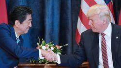Αμπε και Τραμπ συμφώνησαν στην αποπυρηνικοποίηση της Κορεατικής