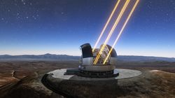 Ξεκίνησε η κατασκευή του μεγαλύτερου τηλεσκοπίου του κόσμου στη