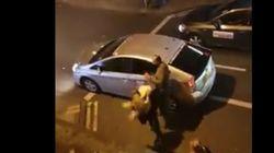 Βίντεο: Γυναίκες επιτέθηκαν με μπουνιές και κλοτσιές σε οδηγό ταξί στην Αγγλία. Στο στόχαστρο... και το αυτοκίνητό